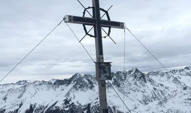 Skitourentipps in der Umgebung von Ischgl - Hoher Kopf