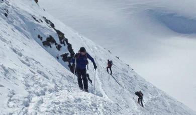 Skitourentipps - Schneeglocke