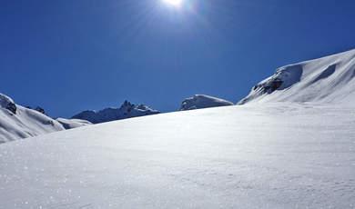 Skitourentipps - Hennekopf