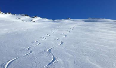 Skitourentipps - Piz Mottana
