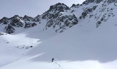 Skitourentipps - Bidnerspitz