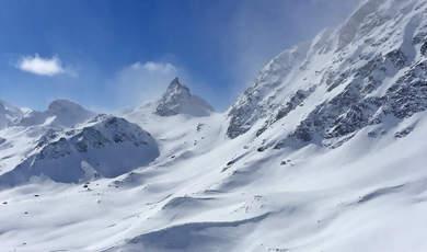 Skitourentipps - Zahnjoch