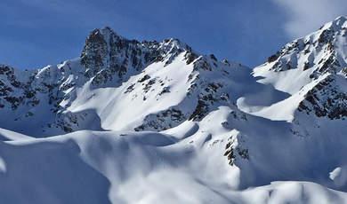 Skitourentipps in der Umgebung von Ischgl - Schönpleiskopf