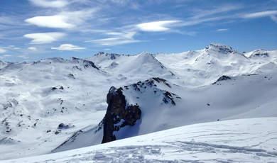 Skitourentipps in der Umgebung von Ischgl - Piz Davo Lais