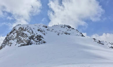 Skitourentipps - Hintere Jamspitz