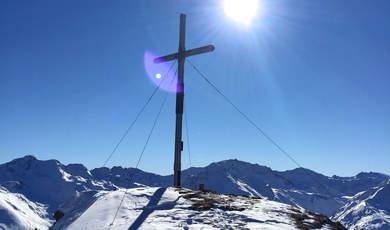 Skitourentipps - Pezinaspitze