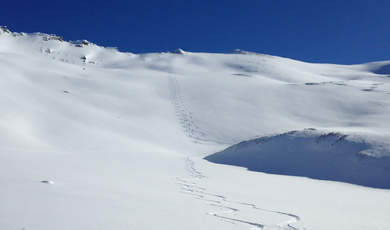 Ski touring tips - Spi d'Ursanna