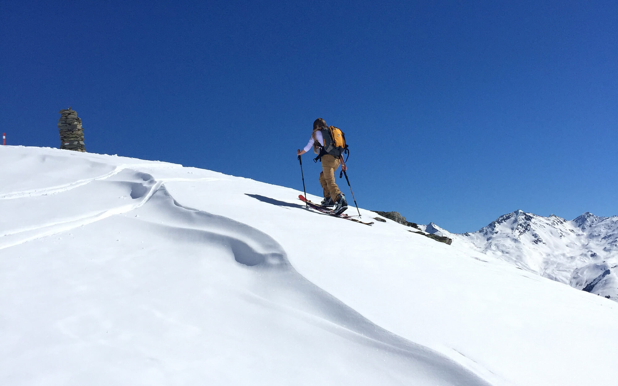 Traumhafte Skitouren in Ischgl